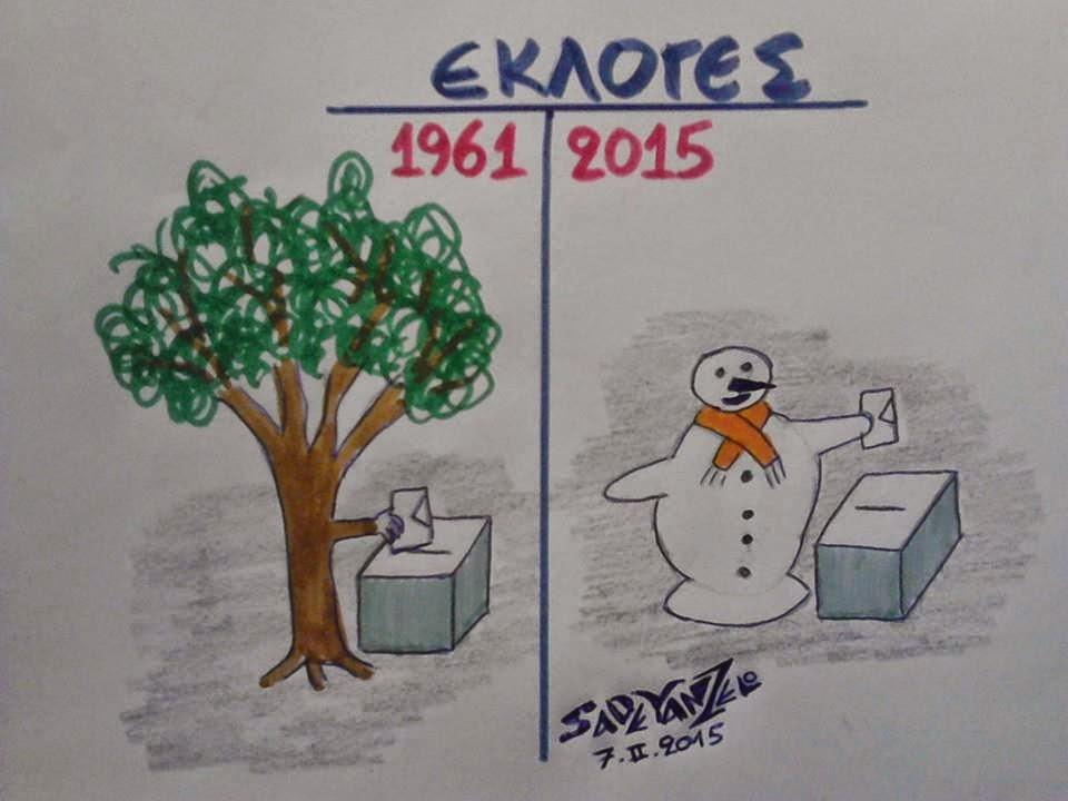 Εκλογές 1961 & 2015