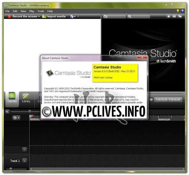 download free TechSmith Camtasia Studio 8.0.1 Build 897-Serial full version