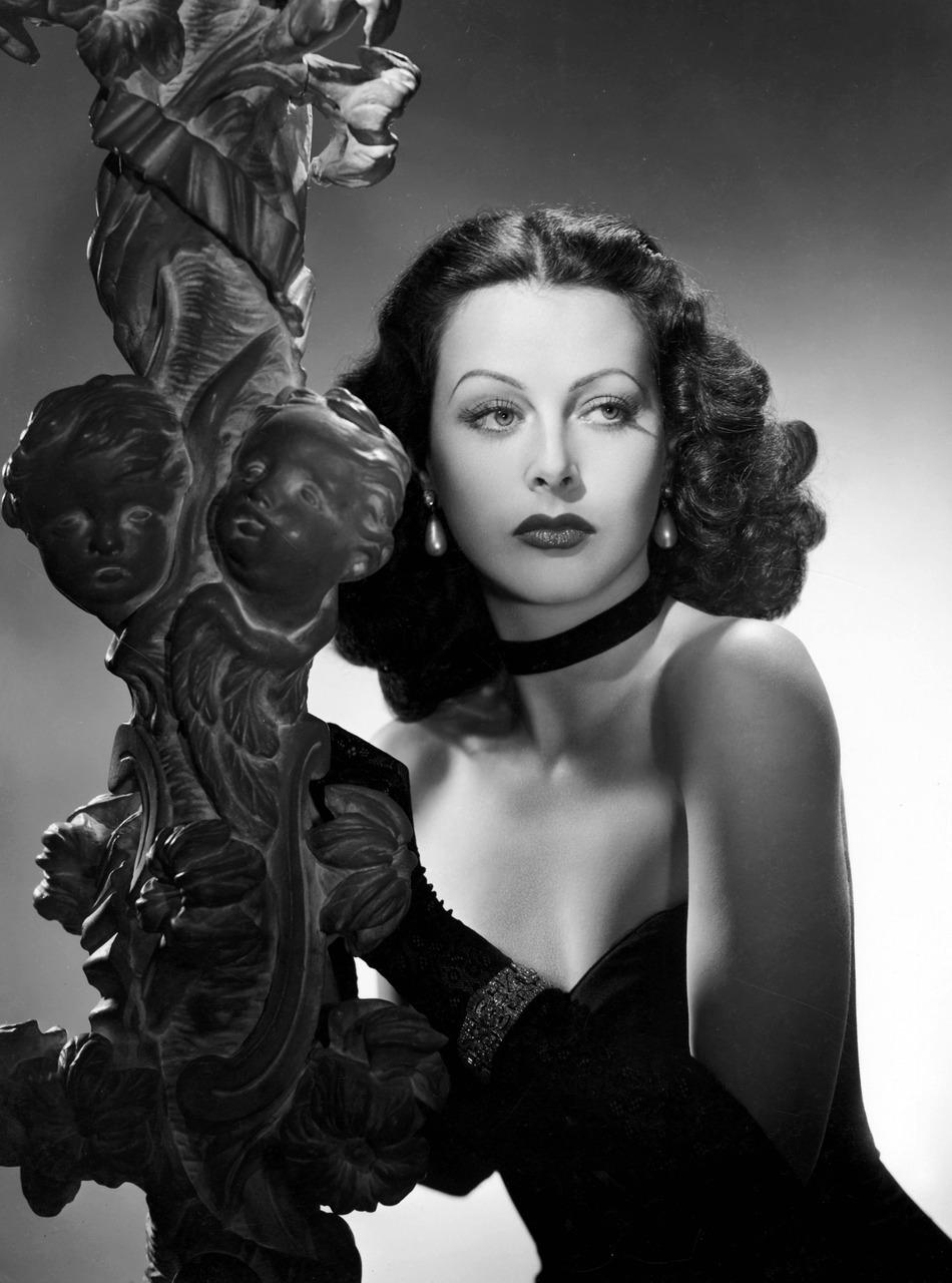 Two Fisted Tales Of True Life Weird Romance Hedy Lamarr