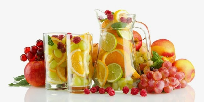buah-buahan dalam jag