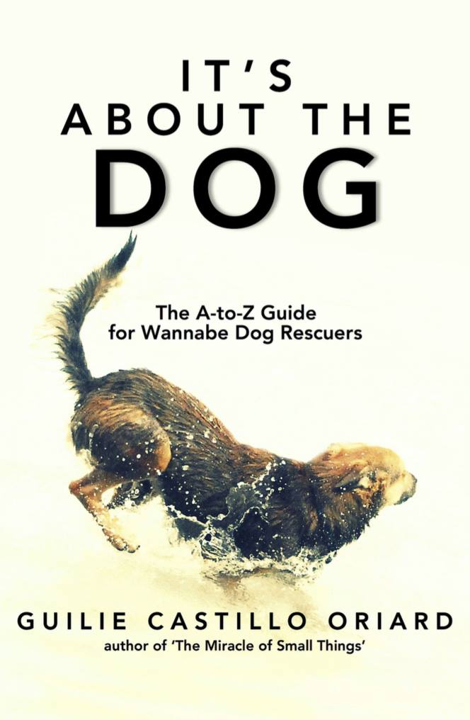 The 'Dog Book' is (almost) here!