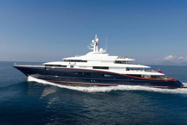 Luxury Yacht Nirvana