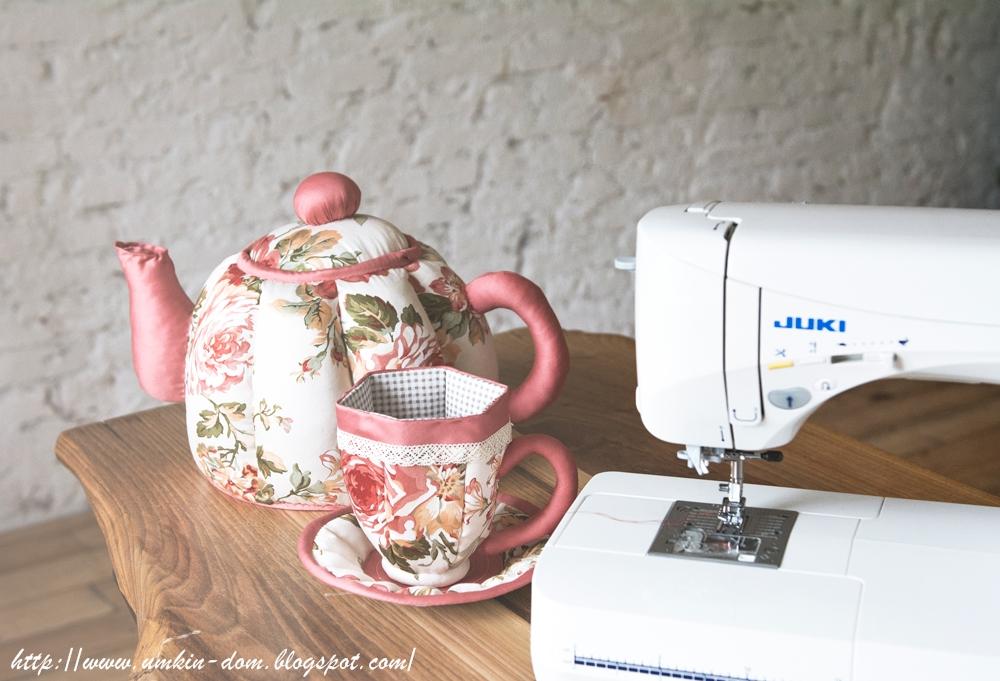 Текстильная посуда