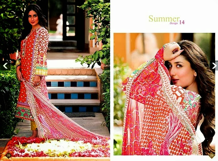 Digital Printed Lawn Collection for Girls
