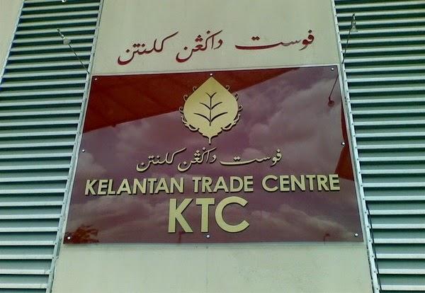 Jawatan Kerja Kosong Kelantan Trade Centre (KTC) logo www.ohjob.info november 2014