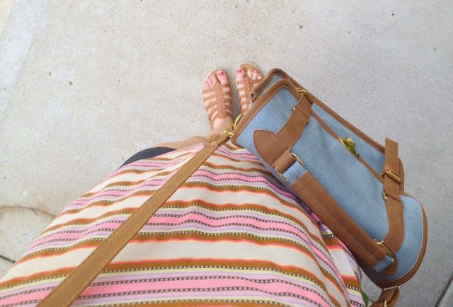 Summer Stripes OOTD