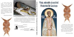 """Editura Areopag: """"Viața, minunile și acatistul Părintelui Ilie Lăcătușu"""""""