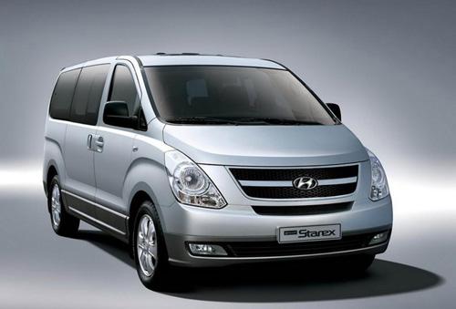Cho thuê xe Hyundai Grand Starex 2.4 AT