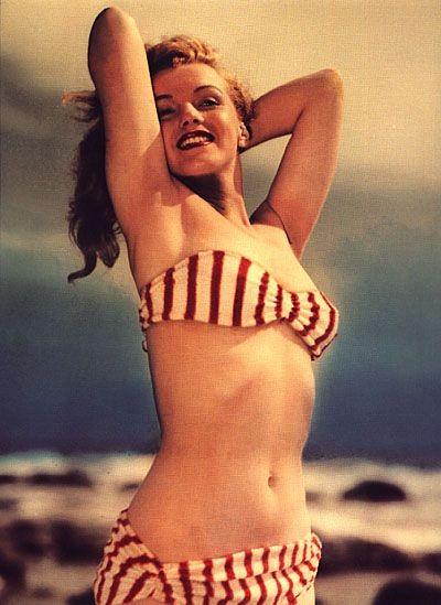 Marilyn monroe was a cheap tramp