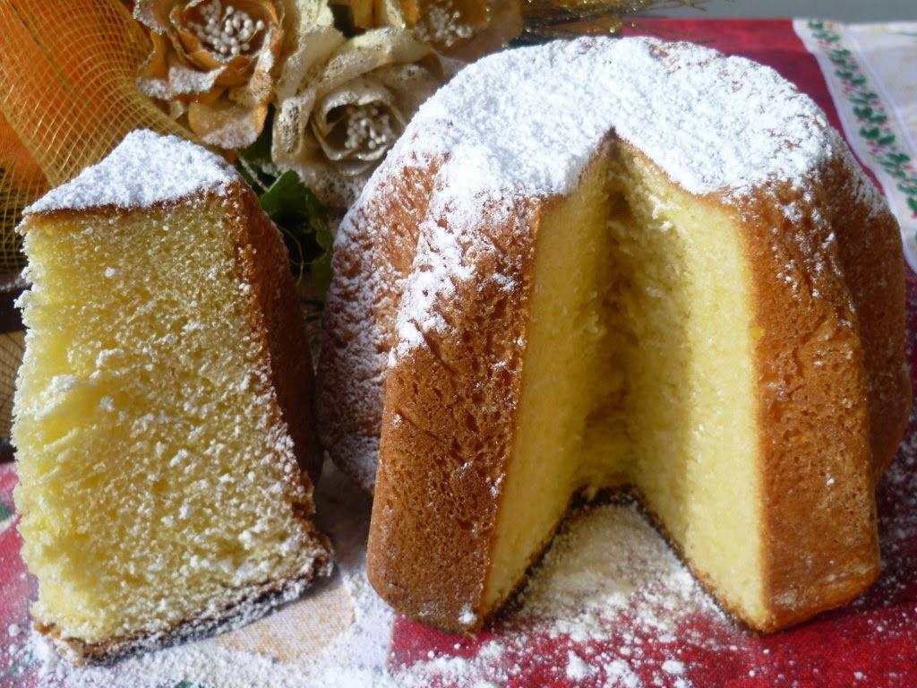 итальянский десерт пандоро