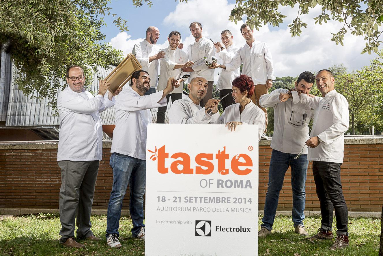 taste of roma 2014 conosci i grandi chef