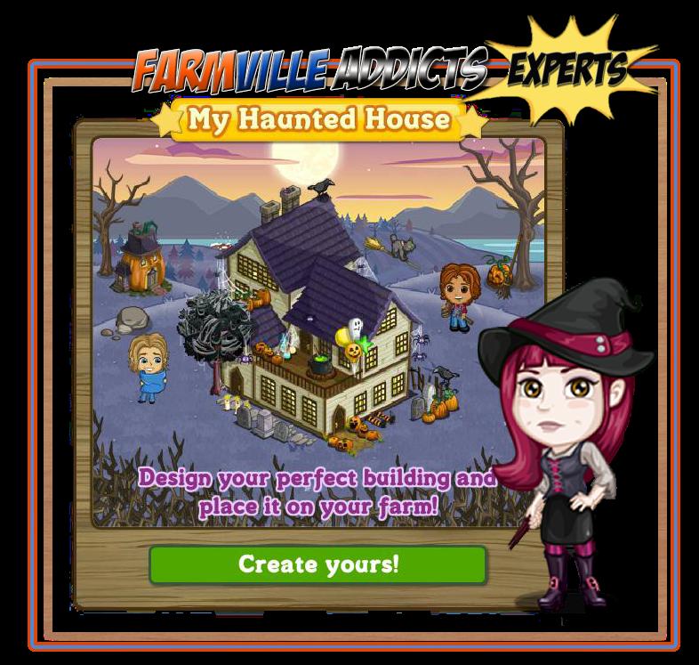 Farmville Addicts Experts Farmville Haunted Hollow