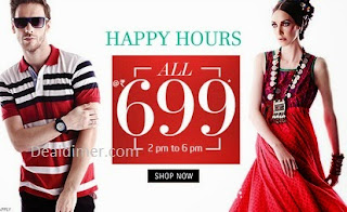 Everything @ Rs. 699