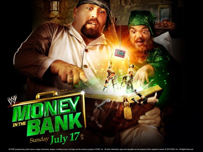 WWE - Money in the Bank 2011