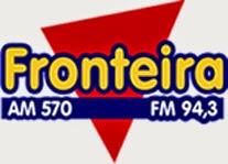 Rádio Fronteira FM de Dionísio Cerqueira SC ao vivo