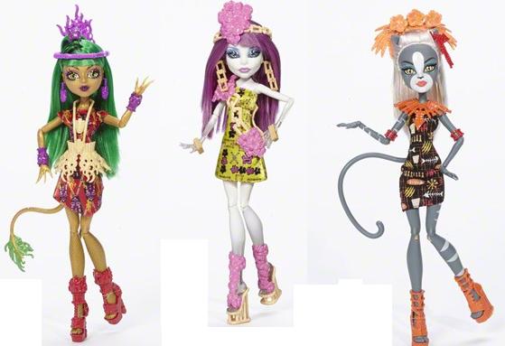 New Monster High Dolls 2017 Galleryhipcom The Hippest