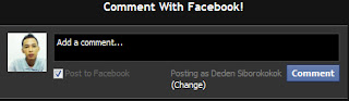 Cara memasang komentar Facebook di blog