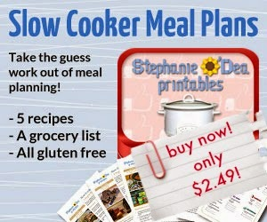 slow cooker meal plans