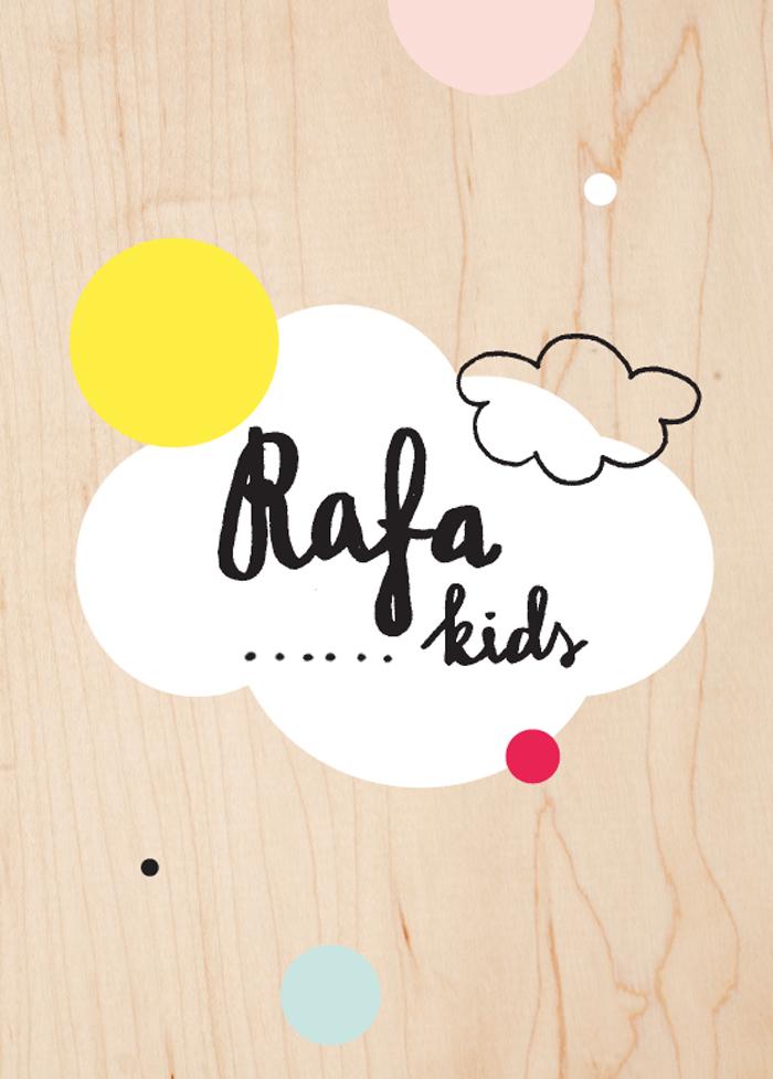 Rafa-kids NEW LOOKBOOK no.1  graphic /Asia Gwis/photos Rafa-kids