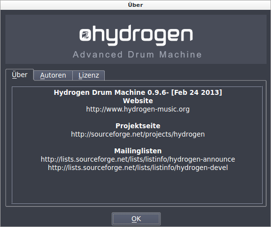 how to use hydrogen drum machine
