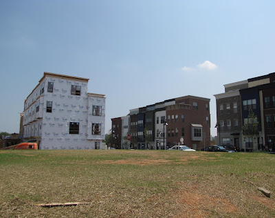 Townhouses,Arts District,Hyattsville,Maryland,Route 1,Baltimore Avenue