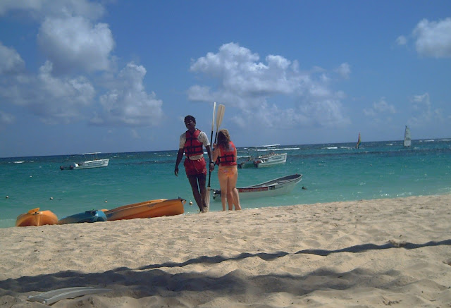 punta cana playa beach
