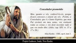 Ante o Consolador prometido