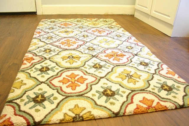 sew rugs together