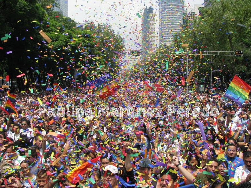 XXXI Marcha LGBTTTI de la Ciudad de México