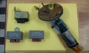 Proton & Honda Used Main Relay + Honda EG Fuel Pump