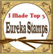 Top 5 over @ Eureka Stamps, Thank you!