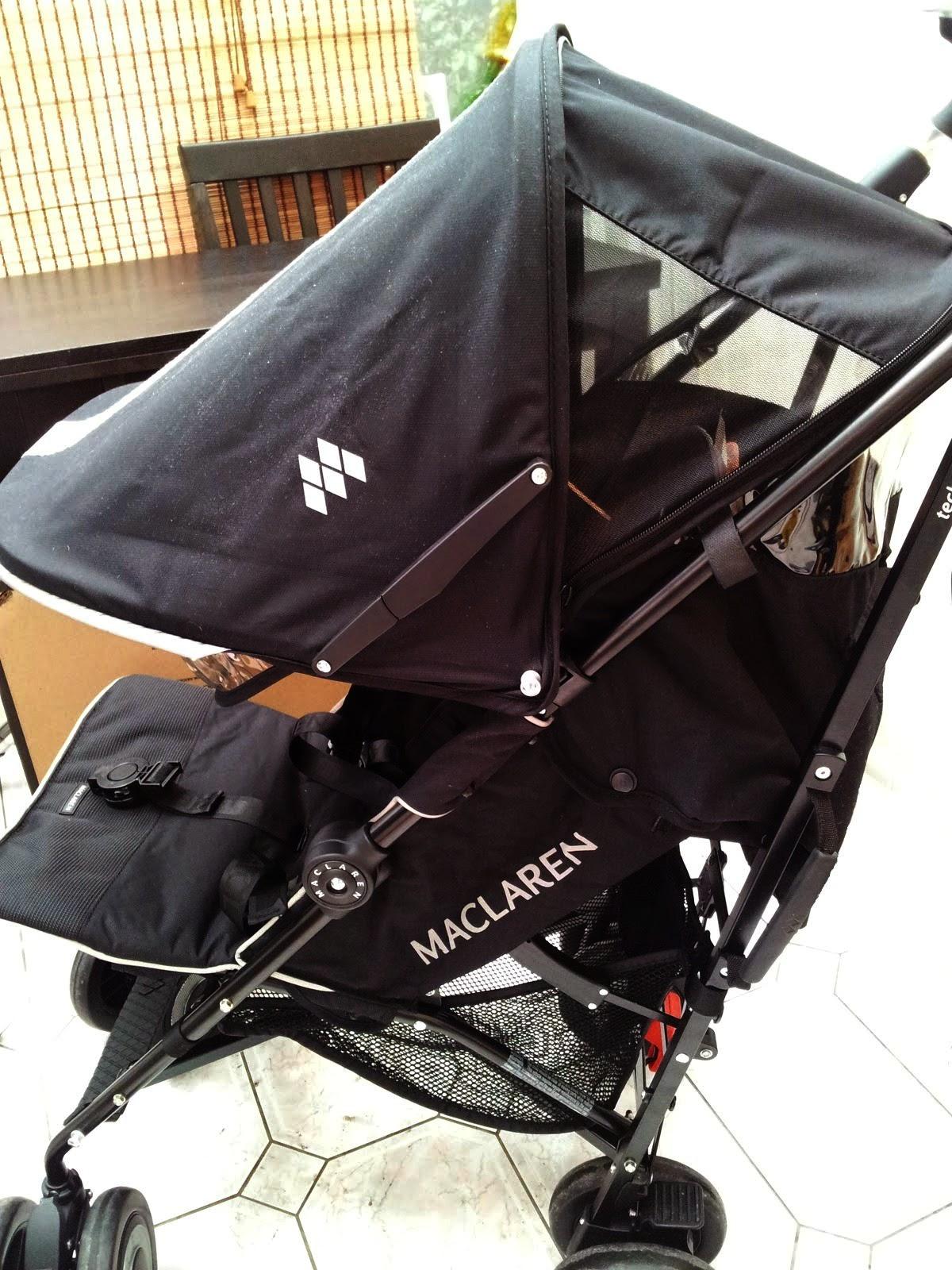 MacLaren Techno XT Stroller, Pushchair