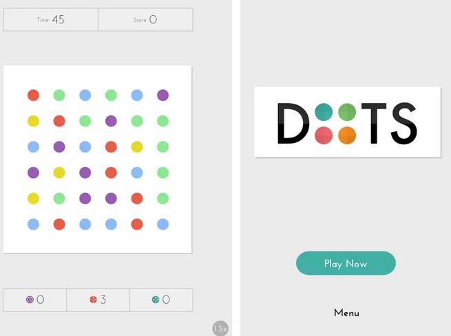 Dots : jeux de Puzzle Android HD