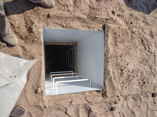 See This Hidden Trap Door In The Ground Just Wait Till