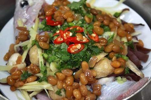 Vietnamese Fish Recipe - Cá Diêu Hồng Chưng Tương