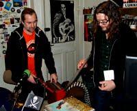 Countryrock #2 med Morten Aron og Jesper Larsen. 25. februar 2016