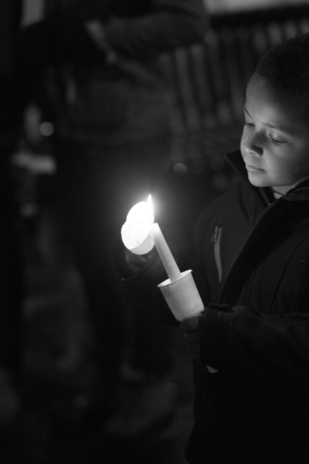 Boro Photography: Creative Visions, Homeless Vigil - Winter Solstice; Wedding and Event Photography