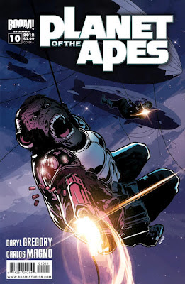 Planet of the Apes #10