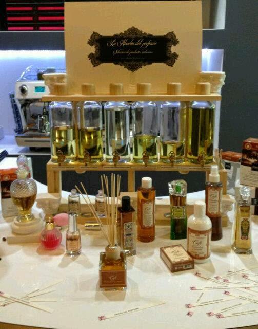 Crea en exclusiva tu perfume con la Abadía del Perfume