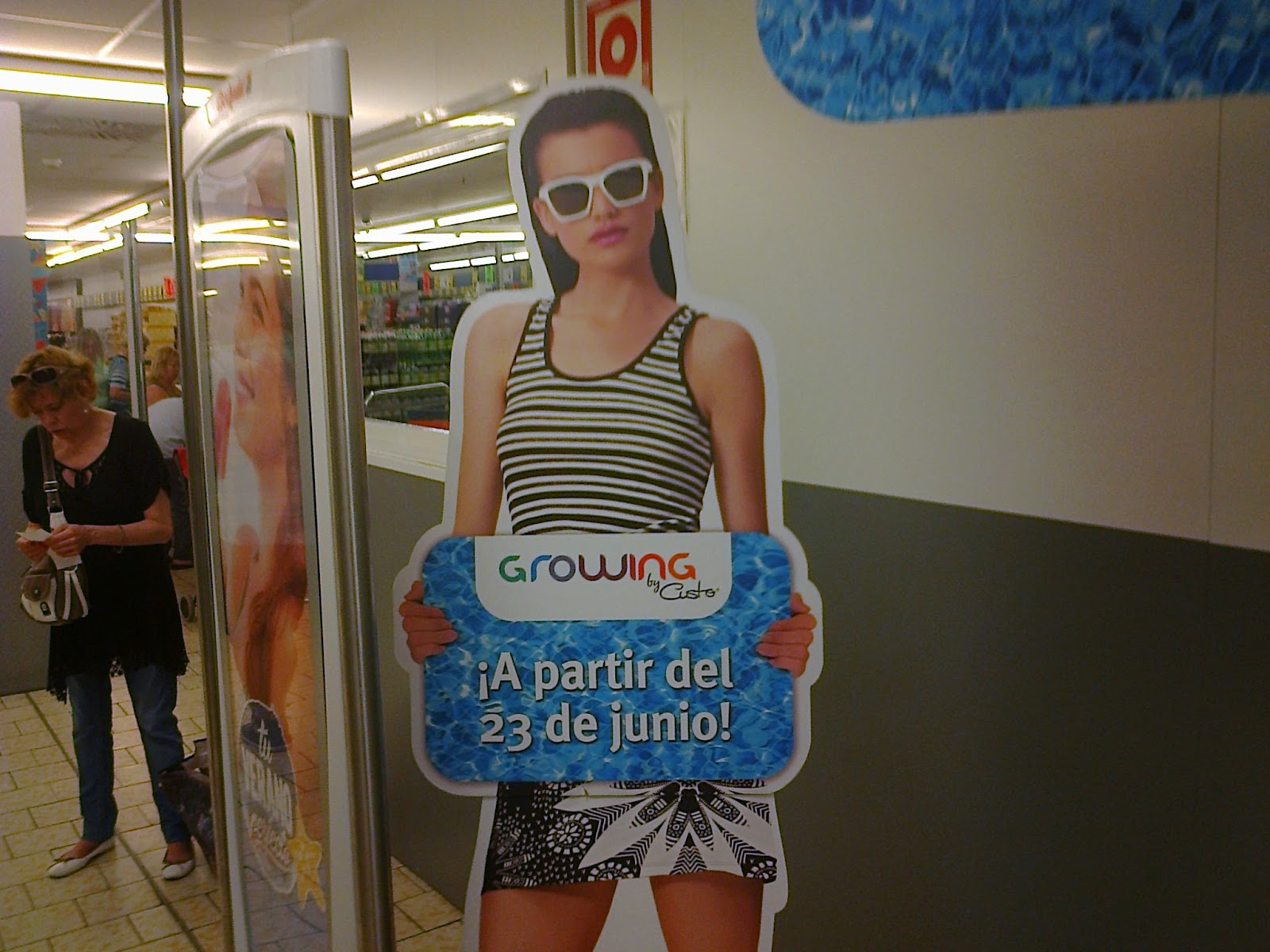 Growing by Custo en Lidl