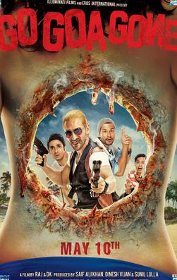 Go Goa Gone (2013) Xvid Watch Online Free Full Movie
