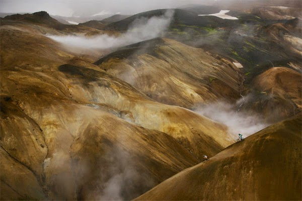 Into The Dirt: Iceland, Kerlinger