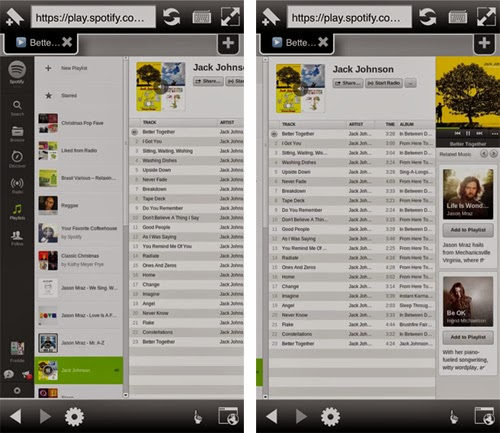 Spotify-Web-Player-for-iPhone,-iPad,-Android