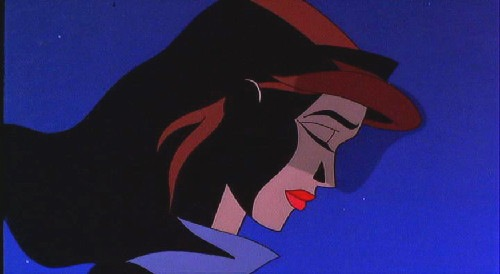 Andrea Beaumont in Batman: Mask of the Phantasm 1993 animatedfilmreviews.blogspot.com