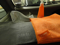 OnBoard Cleaning Kit from e-cloth