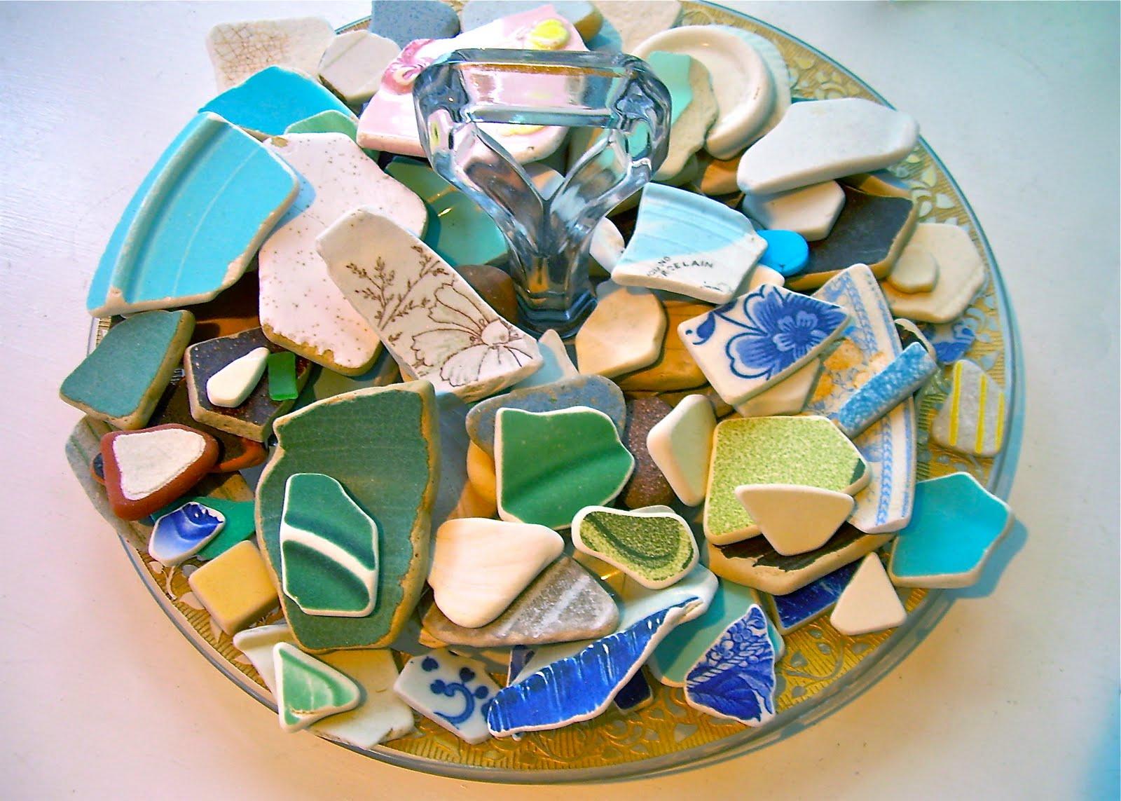 Seaglasssundays Sea Pottery