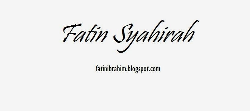 Fatin Syahirah