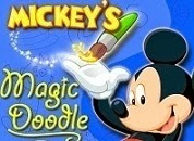 Mickey Magic doodle
