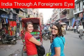 India in Foreigners Eyes