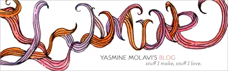 Yasmine Molavi's Blog